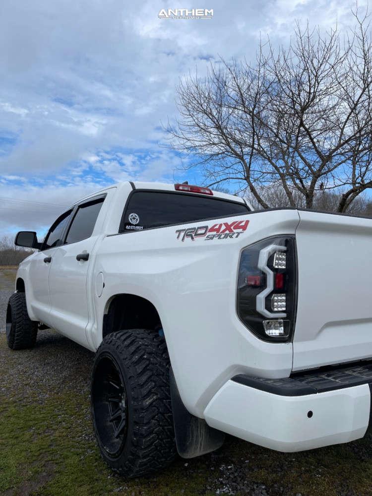 3 2020 Tundra Toyota 3 Inch Level Leveling Kit Anthem Off Road Liberty Black