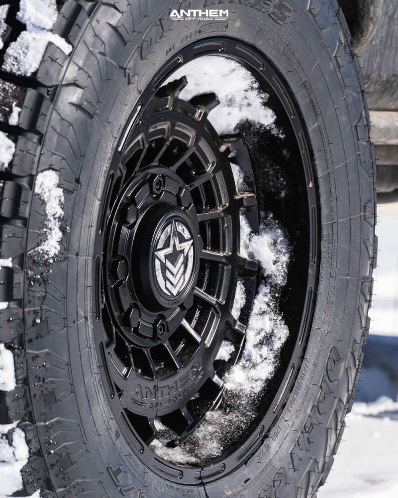 14 2009 Wrangler Jk Jeep Base Skyjacker Suspension Lift 4in Anthem Off Road Viper Matte Black