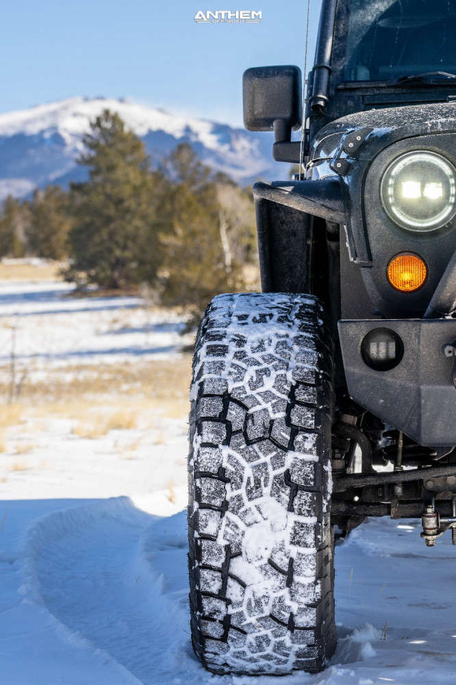 15 2009 Wrangler Jk Jeep Base Skyjacker Suspension Lift 4in Anthem Off Road Viper Matte Black