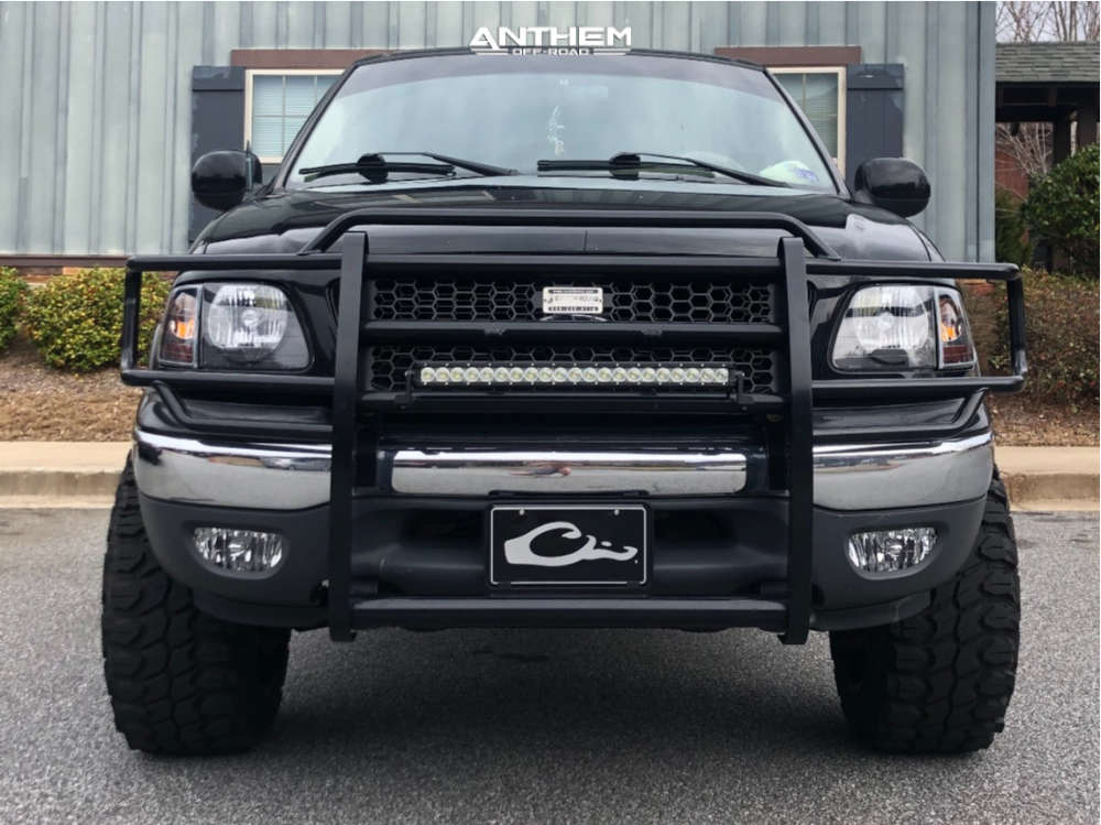 2 2001 F 150 Ford Daystar Leveling Kit Anthem Off Road Avenger Machined Accents