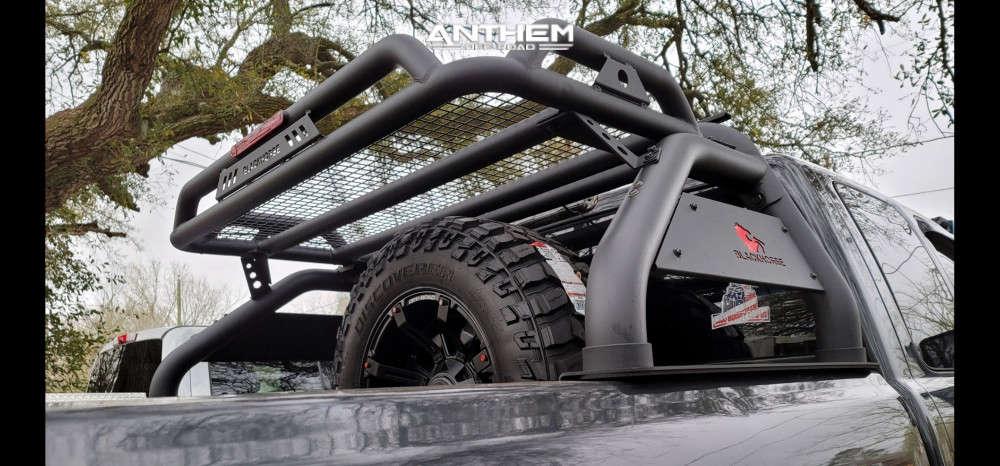 12 2005 Silverado 1500 Chevrolet Mcgaughys Suspension Lift 9in Anthem Off Road Defender Black