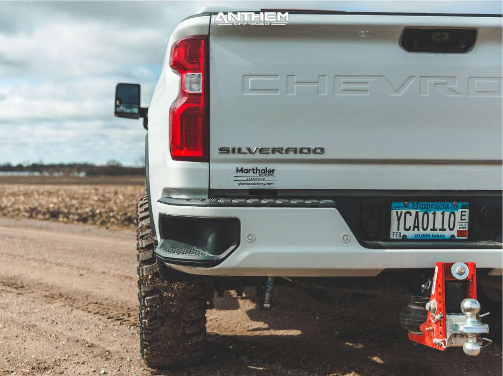 3 2021 Silverado 3500 Hd Chevrolet Kryptonite Leveling Kit Anthem Off Road Rogue Black
