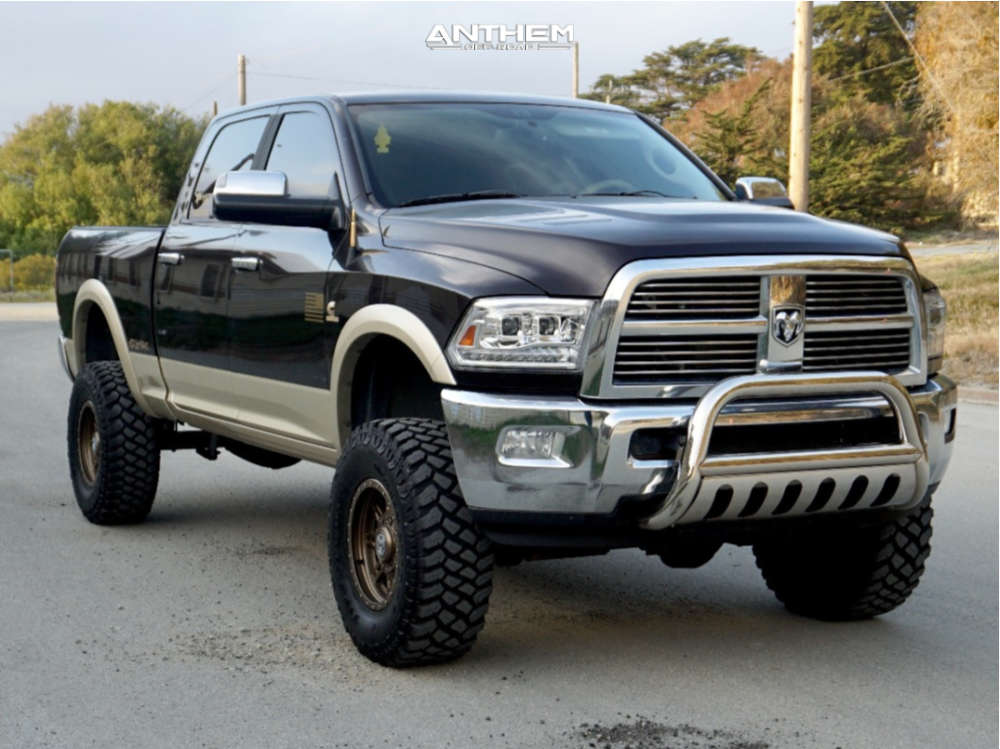 1 2011 2500 Ram Rough Country Suspension Lift 5in Anthem Off Road Rogue Bronze