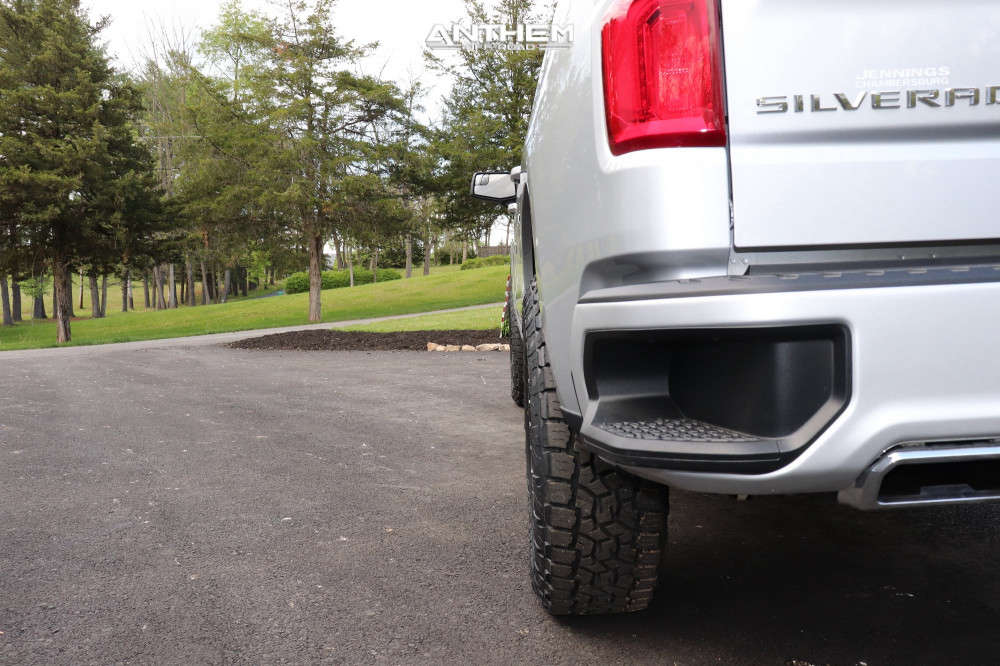 3 2021 Silverado 1500 Chevrolet Readylift Leveling Kit Anthem Off Road Rogue Black