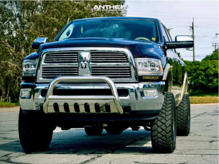 13 2011 2500 Ram Rough Country Suspension Lift 5in Anthem Off Road Rogue Bronze