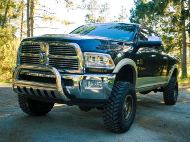 15 2011 2500 Ram Rough Country Suspension Lift 5in Anthem Off Road Rogue Bronze