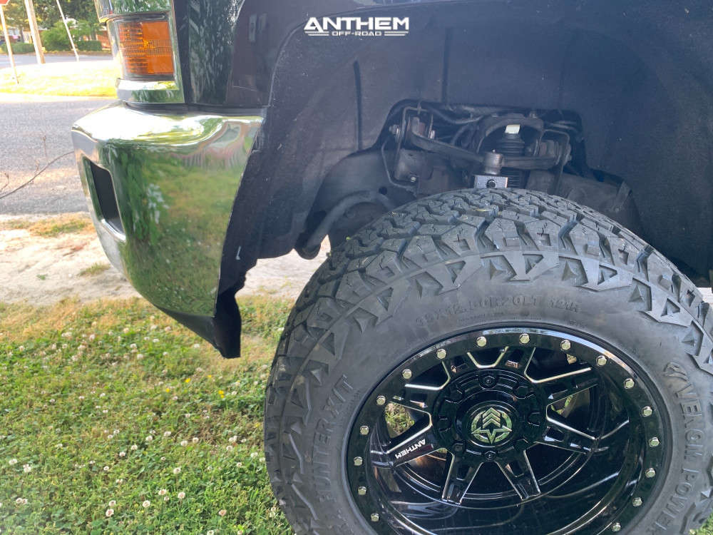 5 2015 Silverado 2500 Hd Chevrolet Pro Comp Suspension Lift 6in Anthem Off Road Rogue Machined