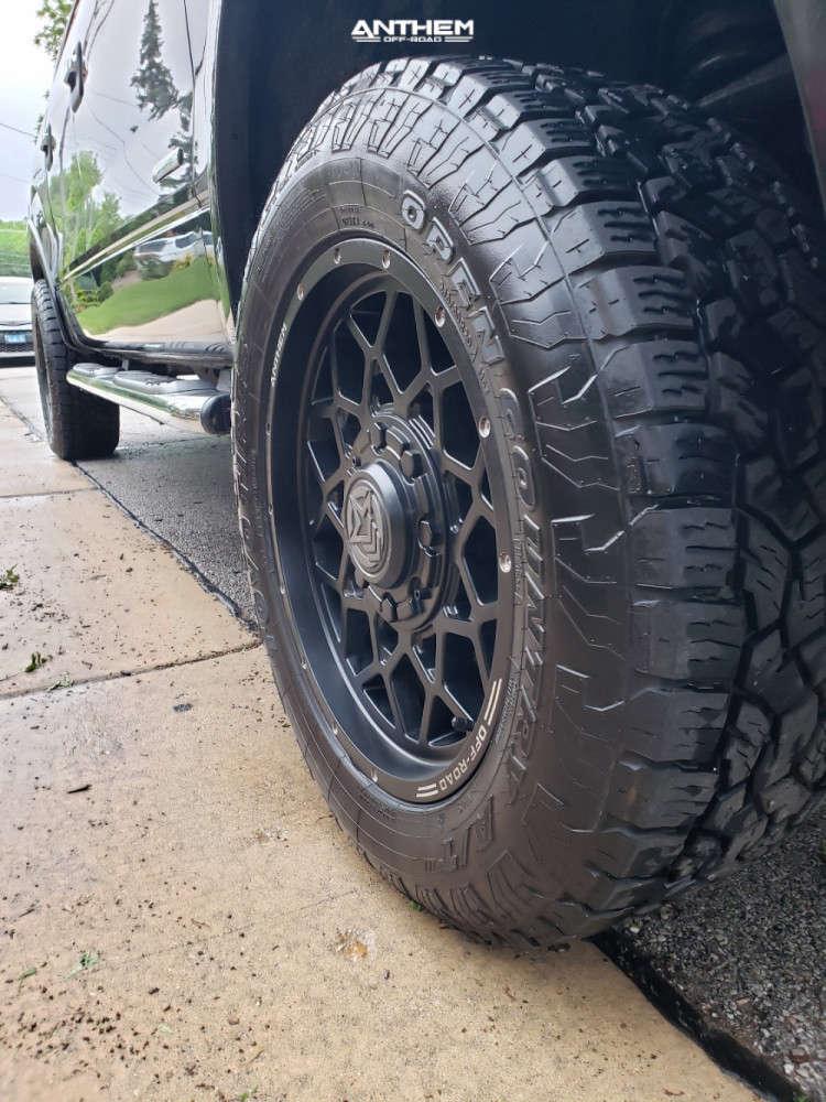 6 2011 F 150 Ford Bds Leveling Kit Anthem Off Road Avenger Black
