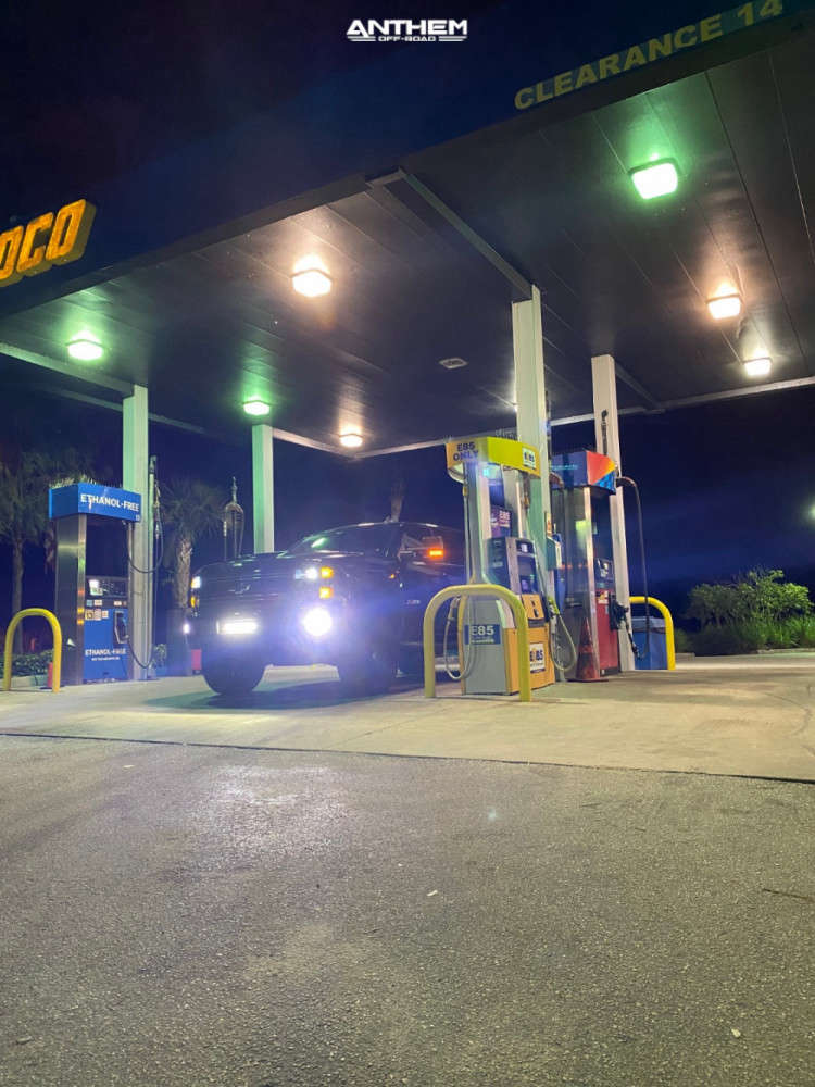 13 2019 Silverado 2500 Hd Chevrolet Kryptonite Leveling Kit Anthem Off Road Liberty Black