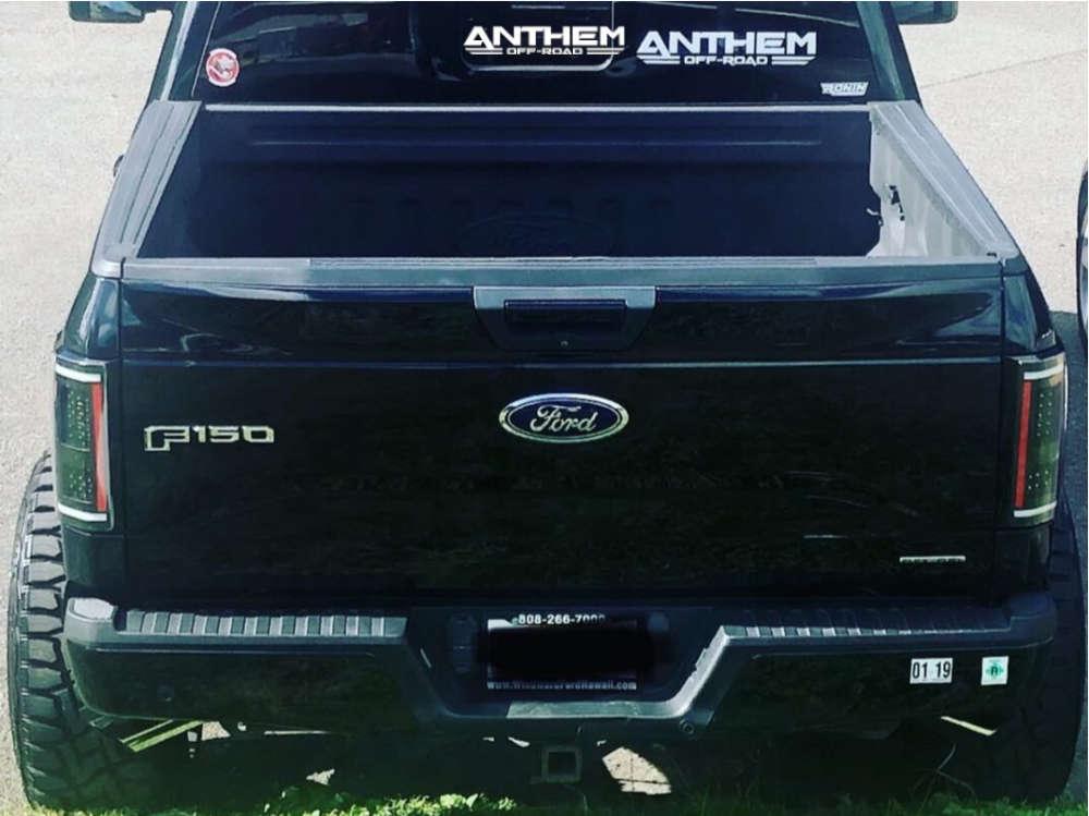 3 2015 F 150 Ford Bds Suspension Lift 6in Anthem Equalizer Black