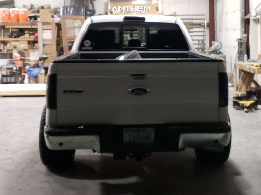3 2013 F 150 Ford Supreme Suspension Lift 3in Anthem Equalizer Machined Accents