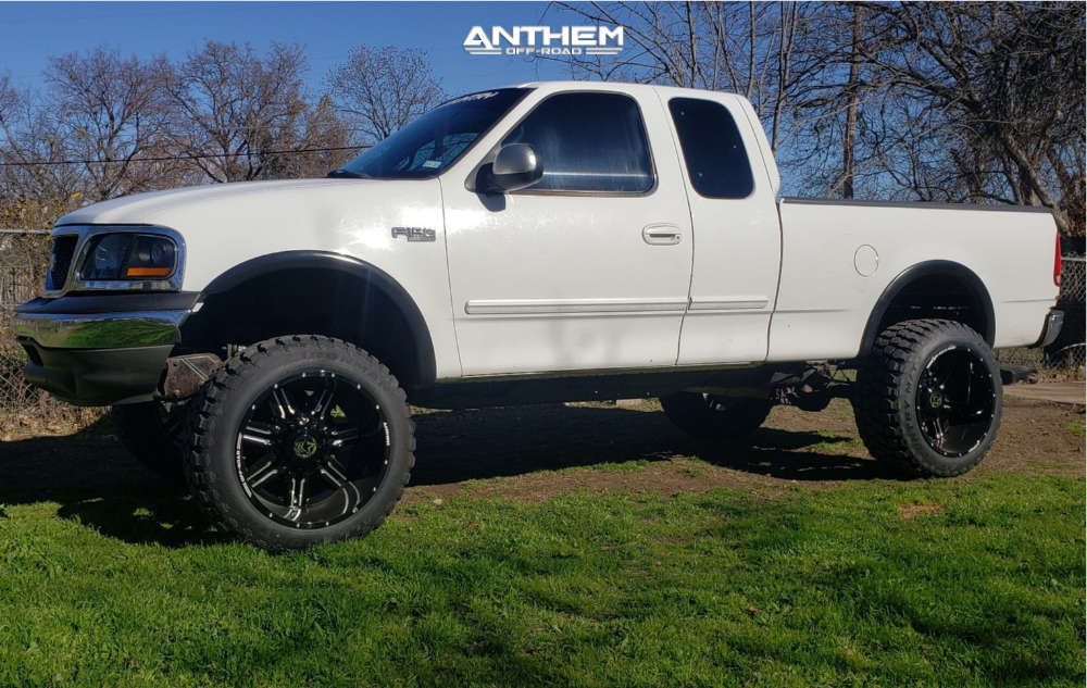 1 2002 F 150 Ford Rough Country Suspension Lift 6in Anthem Equalizer Custom