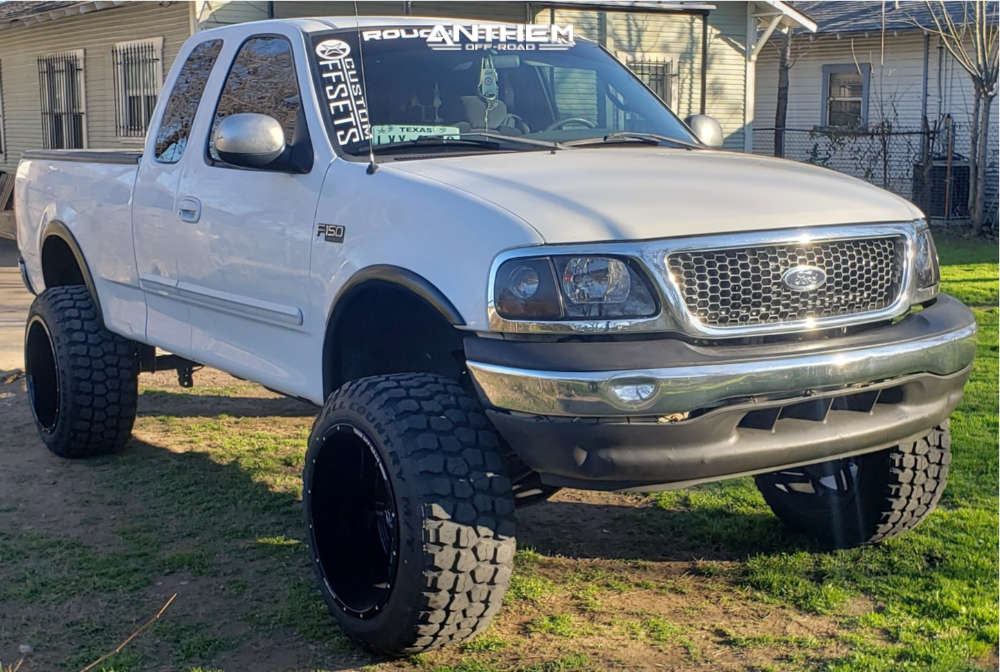 8 2002 F 150 Ford Rough Country Suspension Lift 6in Anthem Equalizer Custom
