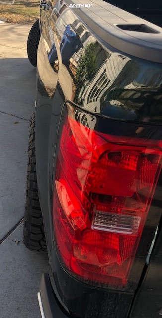3 2014 Silverado 1500 Chevrolet Superlift Suspension Lift 35in Anthem Defender Black