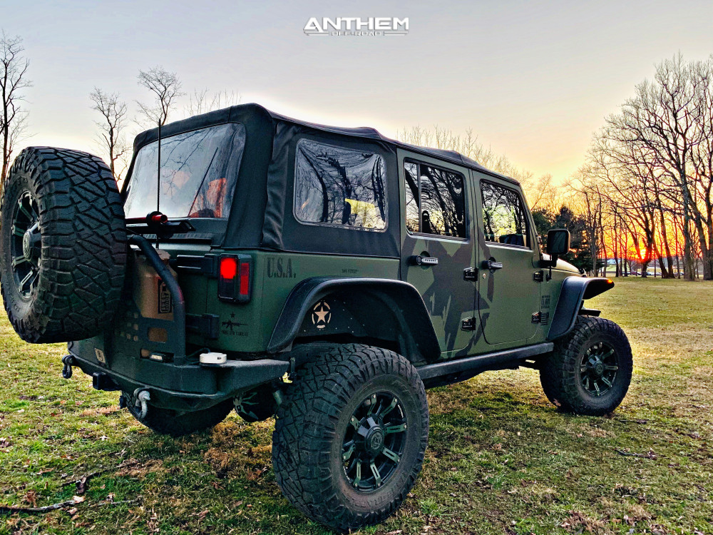Anthem Defender Jeep Wrangler