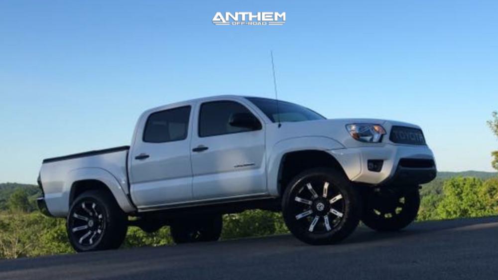 Anthem wheels Tacoma