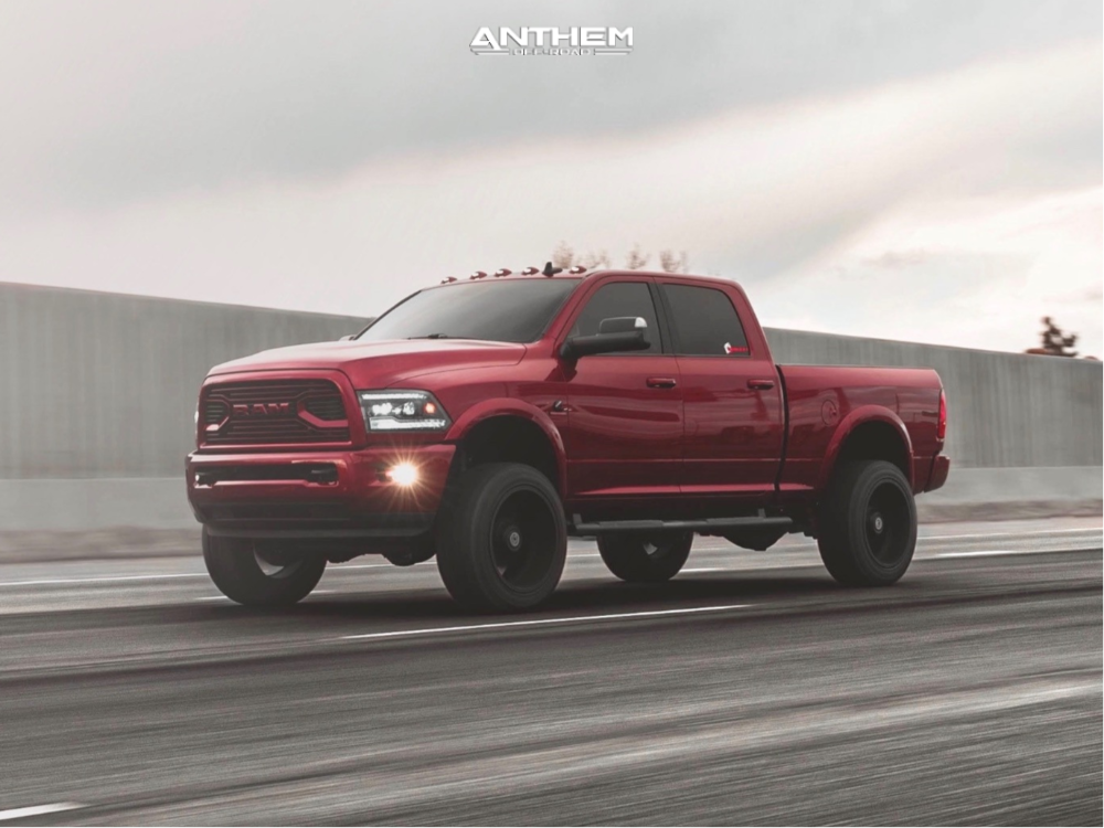 Lifted Ram Roller with Anthem Wheels