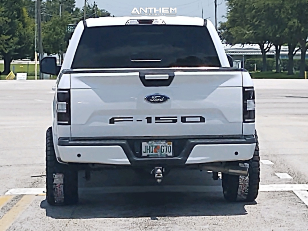 4 2018 F 150 Ford Bds Leveling Kit Anthem Off Road Equalizer Black