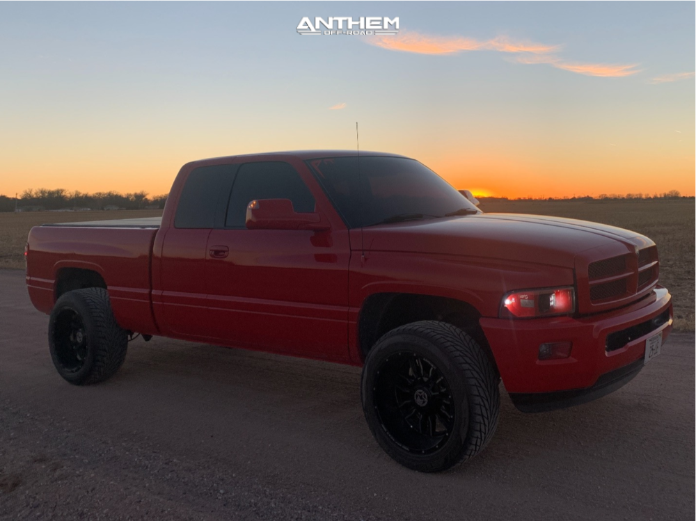 12 2001 Ram 1500 Dodge 2 Inch Level Leveling Kit Anthem Off Road Equalizer Machined Accents