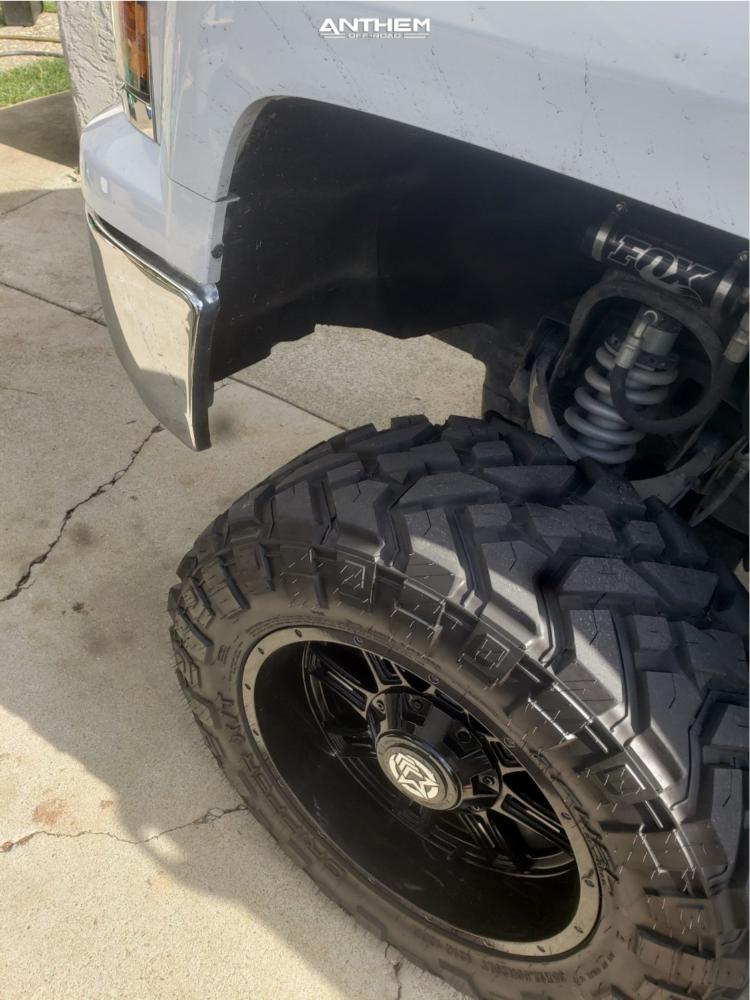 5 2015 Silverado 1500 Chevrolet Fox Suspension Lift 9in Anthem Off Road Instigator Black