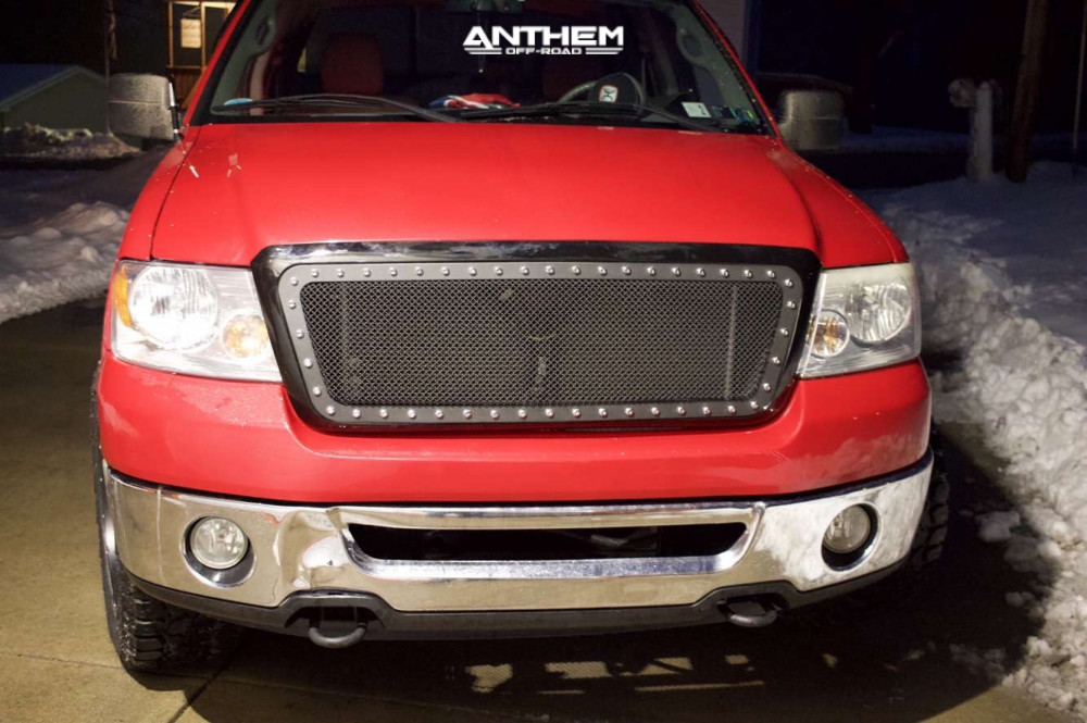 2 2006 F 150 Ford Stock Air Suspension Anthem Off Road Avenger Black