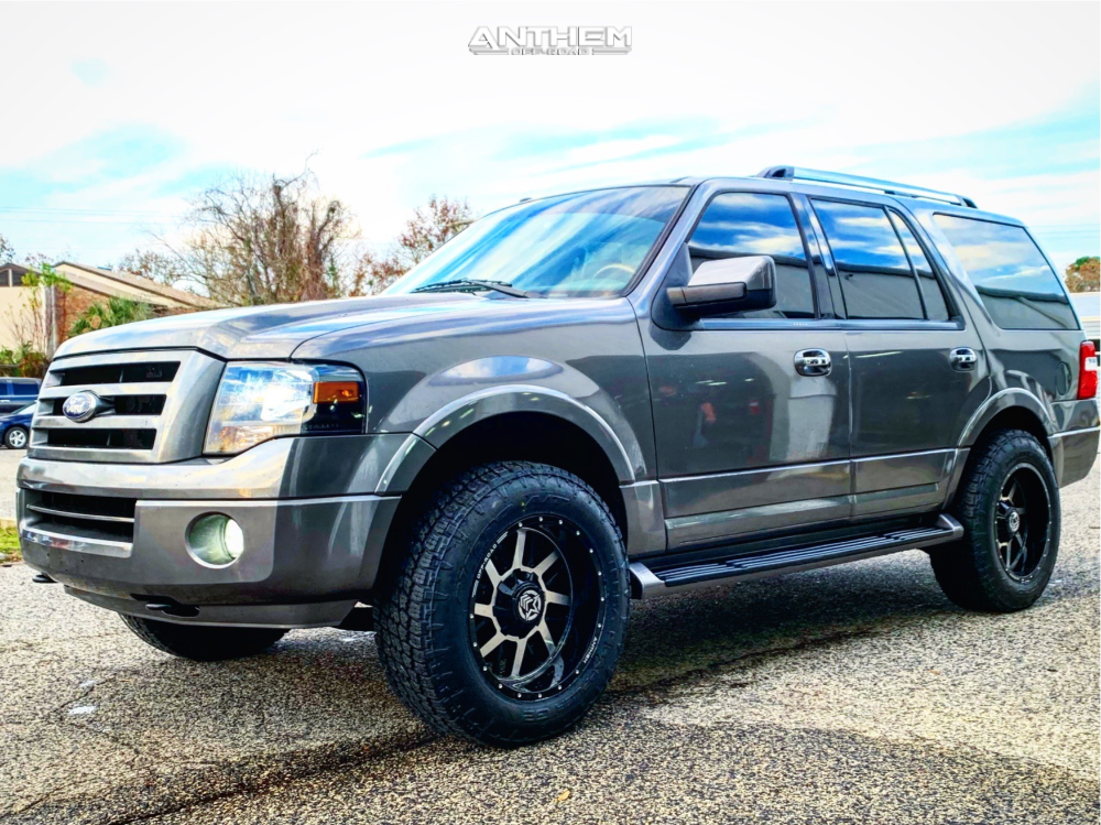 Lifted Ford Expedition >> 2010 Ford Expedition Anthem Gunner Readylift Suspension Lift