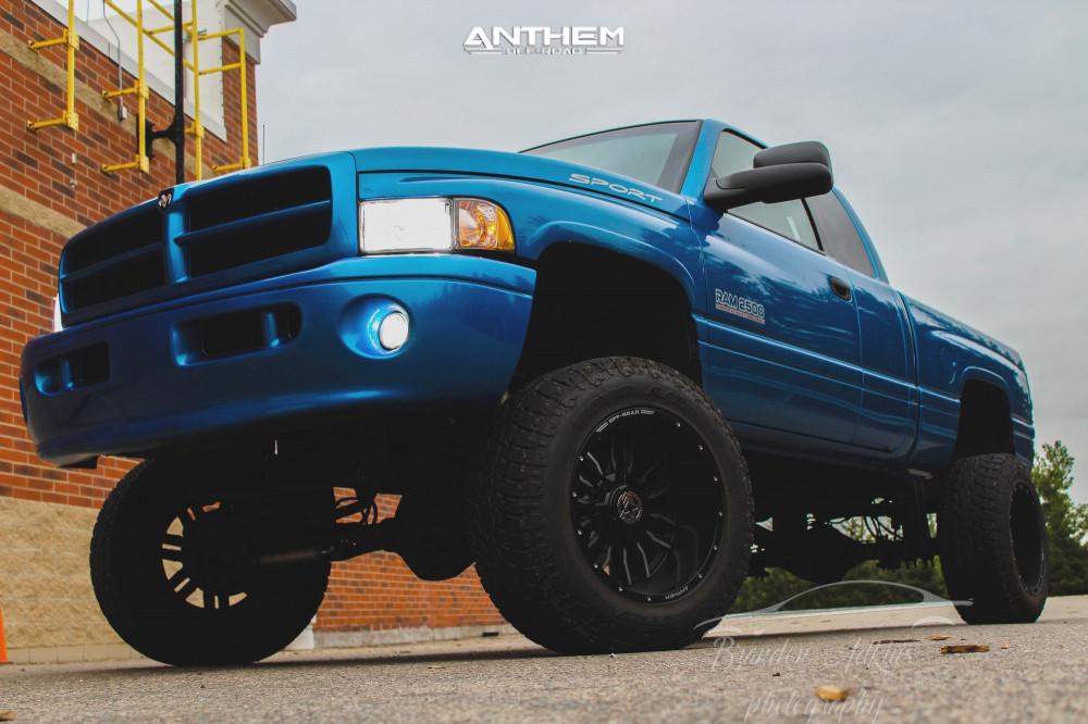 Anthem Wheels Ram