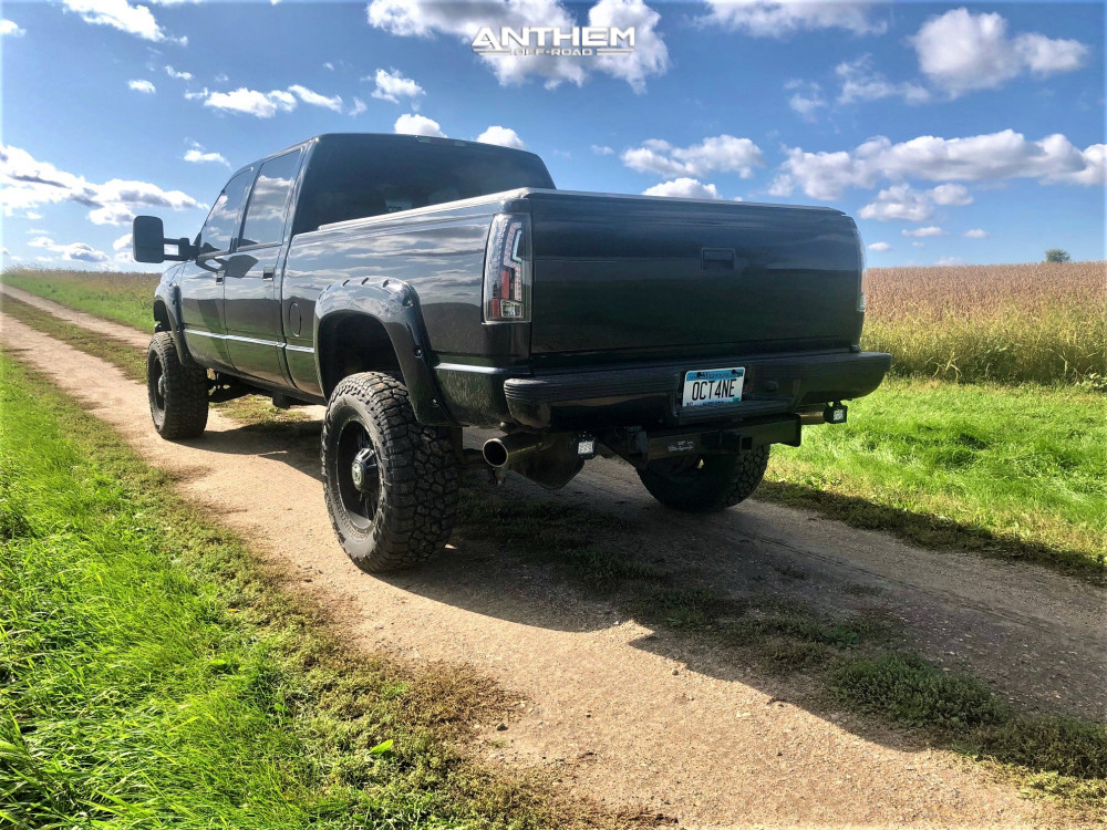 Superlift Silverado
