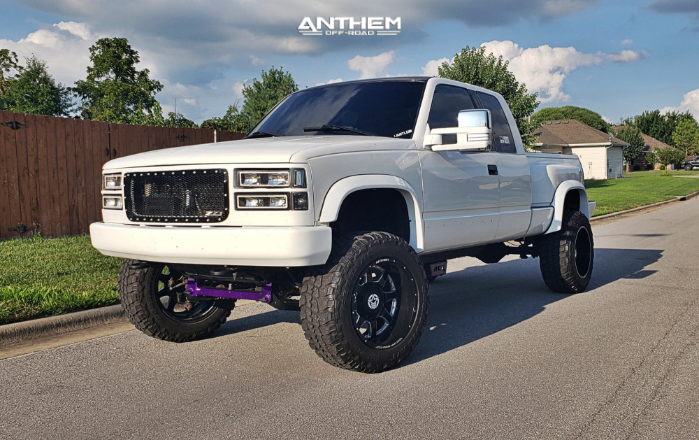 Anthem Wheels Silverado
