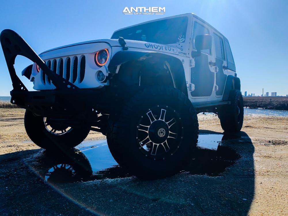 Anthem Instigator Jeep Wrangler