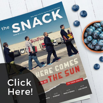 Download, The Snack, Magazine