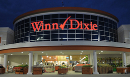 Winn Dixie Broadens Its Horizons