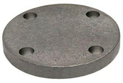 1018 Blind Flange Cast Iron