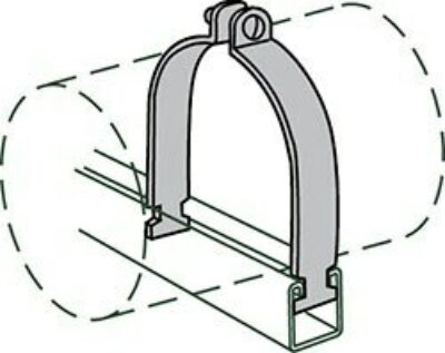 AS 1100AS Rigid Steel Conduit Clamps