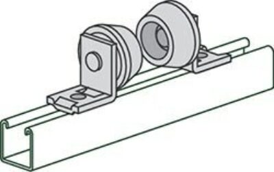 "AS 1901 (1/2"" to 4"" Pipe) Pipe Roller Support"