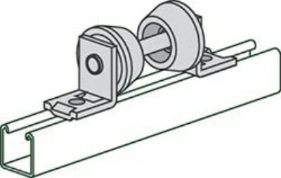 "AS 1902 (1"" to 8"" Pipe) Pipe Roller Support"