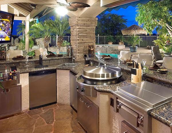 Evo Cover · Evo   Gary Wilson Outdoor Kitchen ...