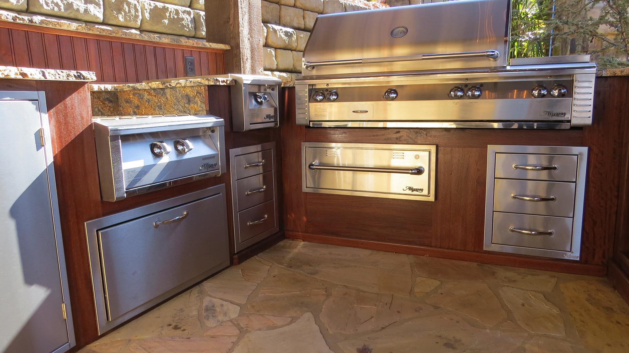 Alfresco Outdoor Kitchens Outdoor Kitchens Western Sydney Cliff Kitchen