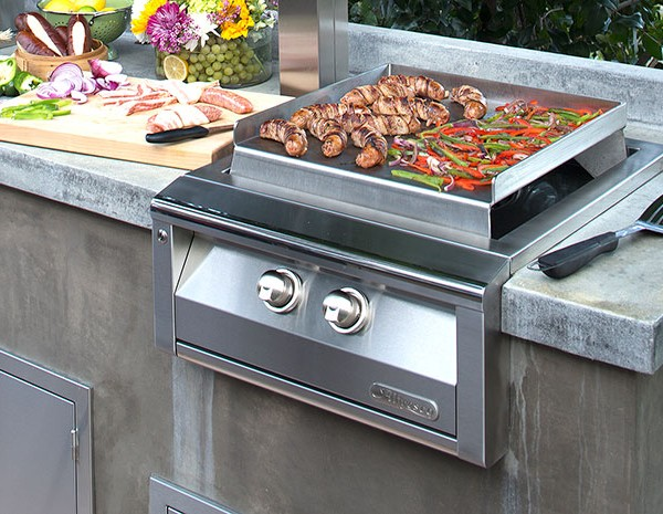 emejing outdoor kitchen griddle pictures home decorating
