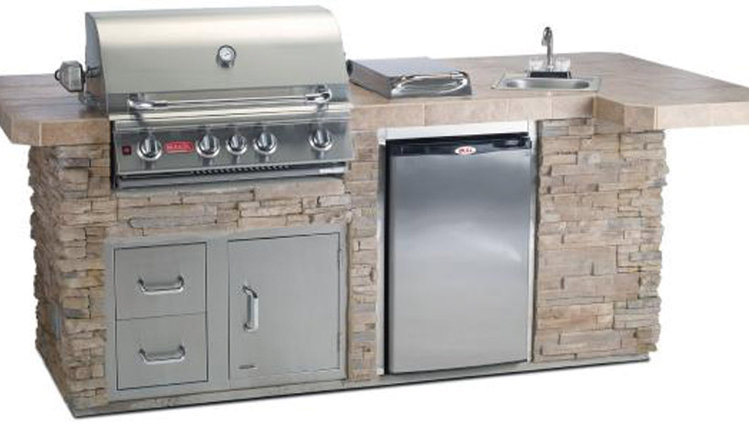 bull-bbq-island  sc 1 st  Affordable Outdoor Kitchens & Bull BBQ Island | Affordable Outdoor Kitchens