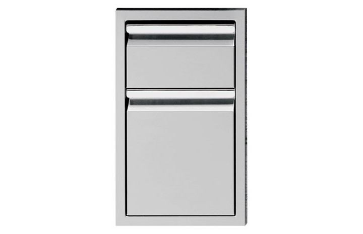 Twin Eagles 13-in-dbl-drawer