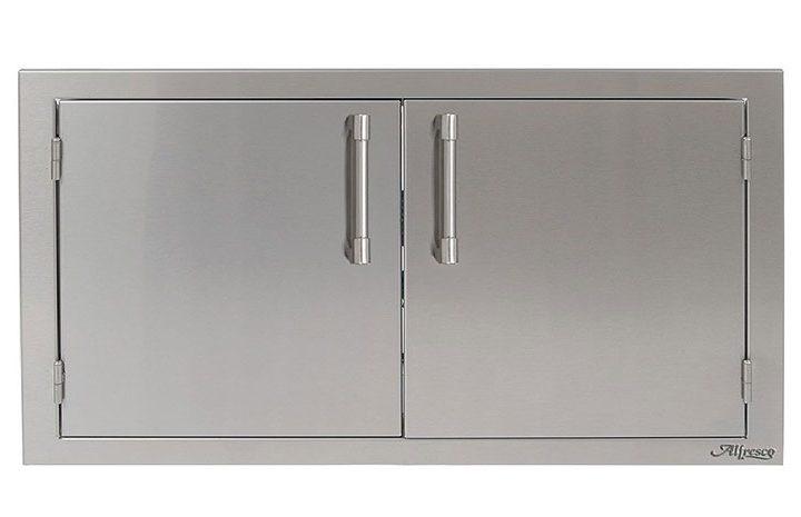 Alfresco-36-inch-Stainless-Steel-Double-Access-Door-AXE-36