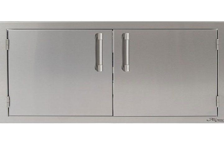 Alfresco-42-inch-Stainless-Steel-Double-Access-Door-AXE-42