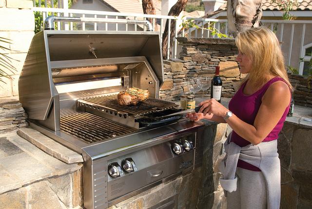 Alfresco Cooking Pod