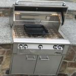 Alfresco 36 Built In BBQ grills