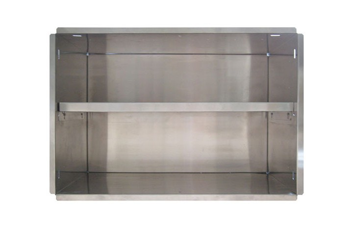 PCM 30 X 19u2033 Open Storage Cabinet