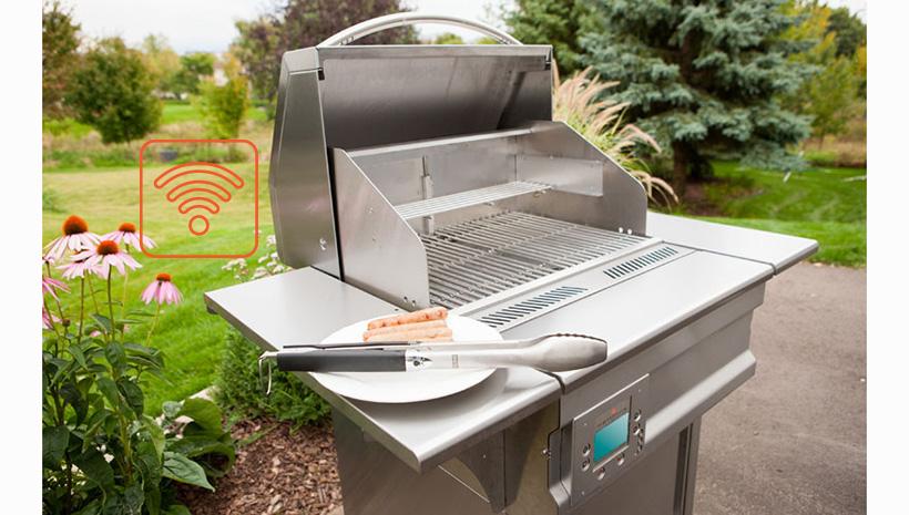 Memphis Advantage Plus 26 Inch Freestanding Cart Pellet Grill | Affordable Outdoor Kitchens