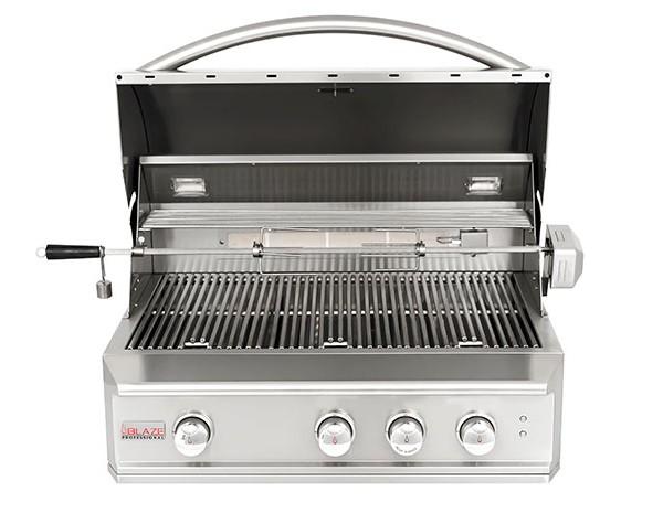 Blaze Professional 34 Inch Grill W Infrared Burner