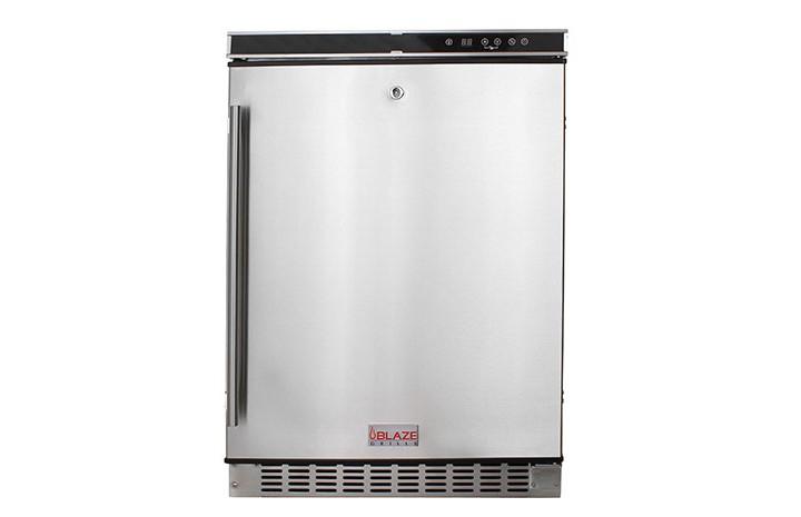 Blaze 24 Inch Outdoor Stainless Steel Refrigerator