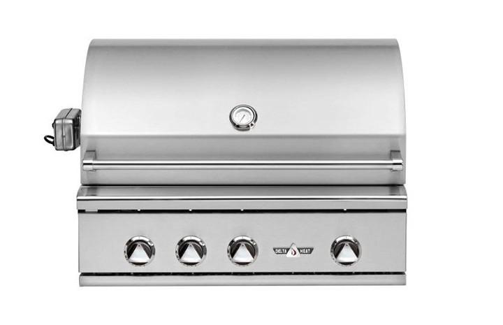 Delta Heat 32 Quot Built In Delta Heat Grill Affordable